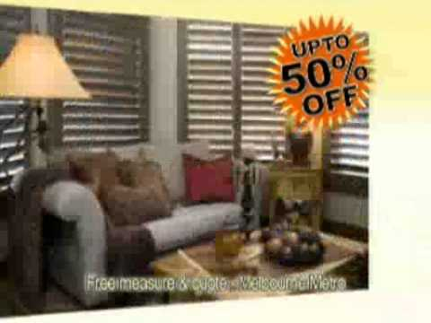 Blinds Dandenong Sharons Curtains & Blinds VIC