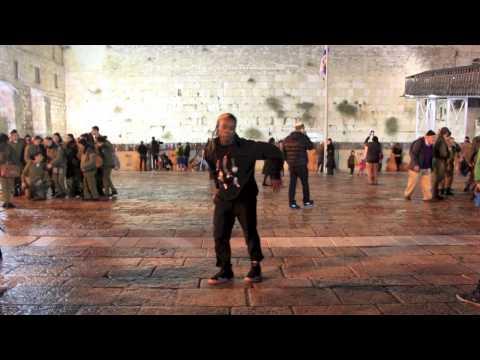 Dancing For Jesus In Israel - WilldaBeast Adams - Looking For You @kirkfranklin
