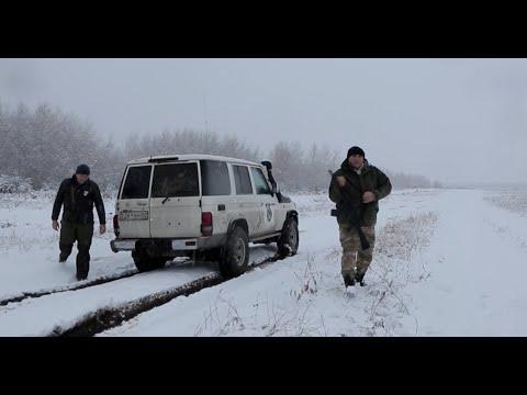 Задержание сотрудников Кызылодинского филиала РГКП Охотзоопром за браконьерство