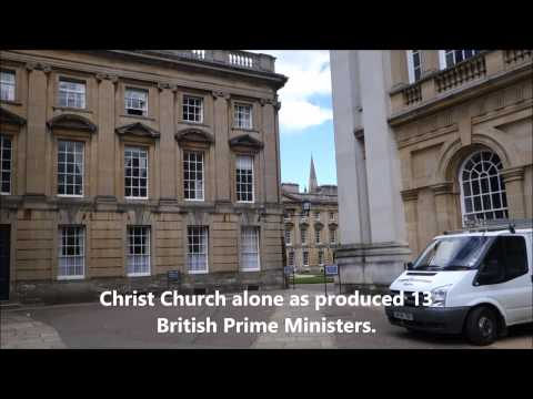 Christ Church Oxford University of Oxford Visit