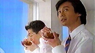 1996年ごろのマルコメの料亭の味味噌汁のCMです。野村宏伸さんが出演さ...
