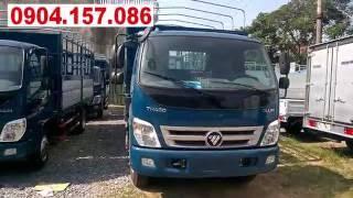 Video Xe tải Thaco Ollin 7 tấn 700B tại Hải Phòng download MP3, 3GP, MP4, WEBM, AVI, FLV Oktober 2017