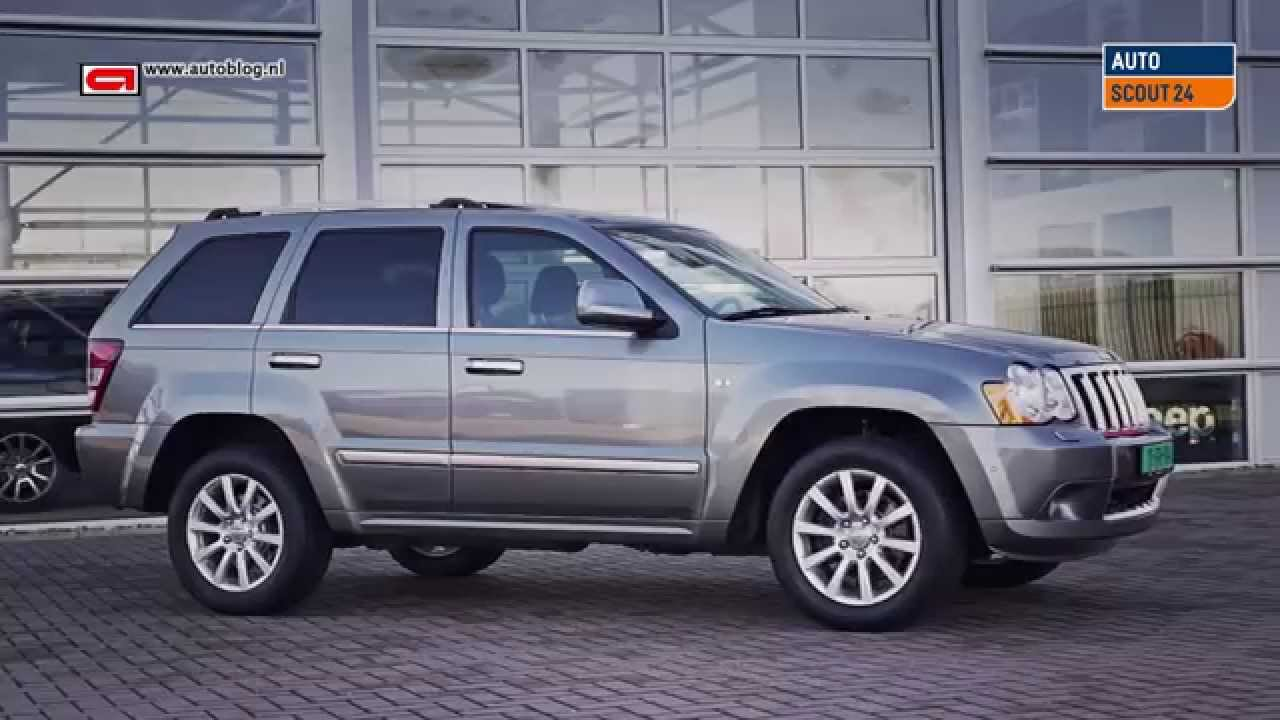 Jeep Grand Cherokee My 2005 2011  Buyers Review   YouTube