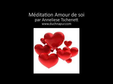 Méditation guidée sur l'amour de soi