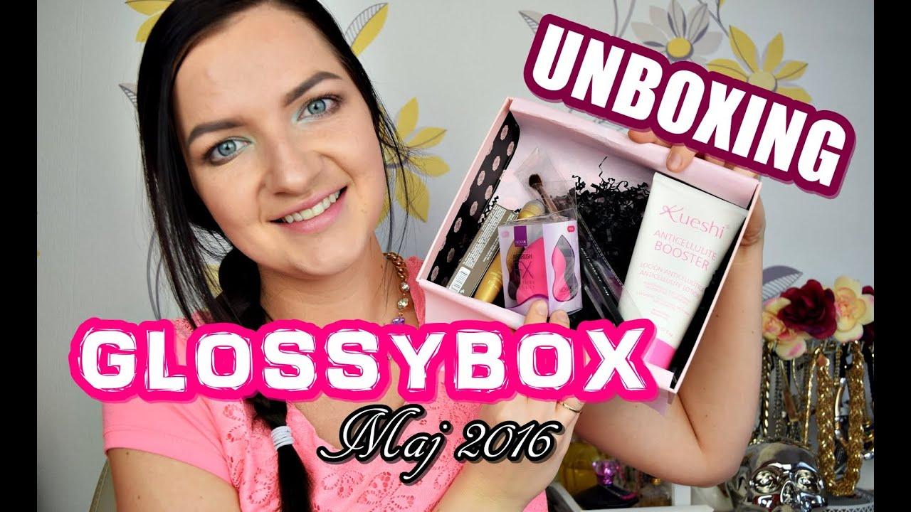 glossybox maj 2016