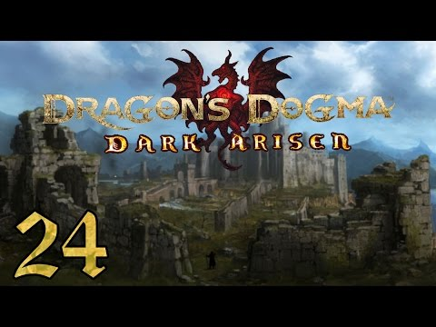 Dragon's Dogma: Dark Arisen PC - 24- Escorting Selene and Ser Berne, From a Different Sky