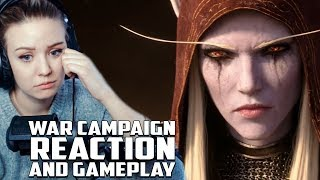 Warcampaign ENDING Reaction and Gameplay