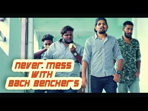 Never Mess With Back Benchers | Comedy Video | Azhar N Ali