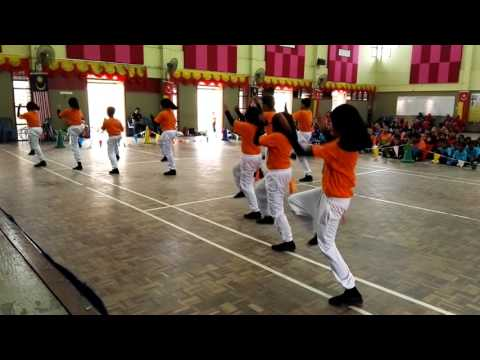 Pr Senamrobik Daerah Gombak: Juara SK Tmn Selasih