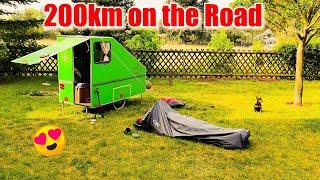 Camper Heizung Selber Bauen Und Draußen Testen F11 Diy