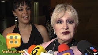 ¡Anel Noreña le pide a Sarita ante nuestras cámaras que muestre cómo está José José!