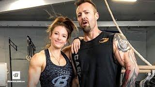 22-Minute CrossFit AMRAP with Kris Gethin & IFBB Pro Leah Dolan