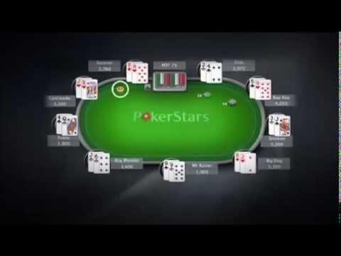 Tutorial PokerStars Aprenda a Jogar Texas Hold'em