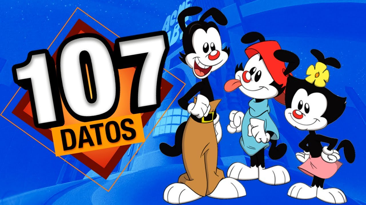 107 datos que debes saber de animaniacs at mico 129 en tomo network youtube - Animaniacs pictures ...