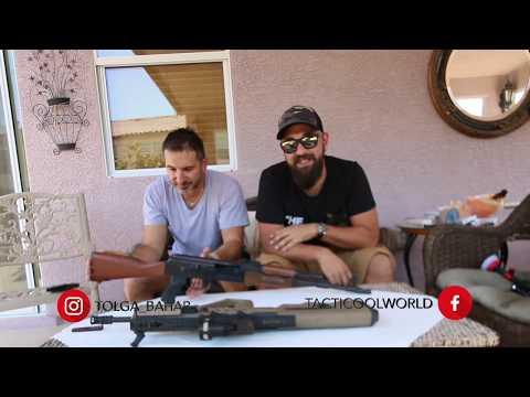 AK 47 Bir Rus Efsanesi |TactiCoolWorld