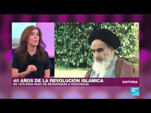 40 años de la revolución iraní de monarquía a teocracia
