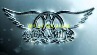 Aerosmith - We all fall down