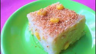 Maja Blanca Special Recipe