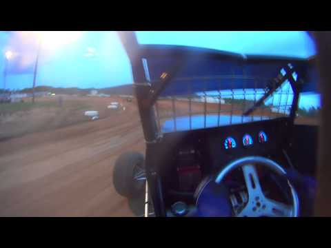 July 5, 2014 Hibbing Raceway Feature (Jake in-car)