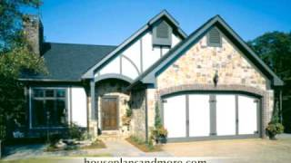 English Cottage Houses Video 2 | House Plans And More