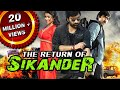 The Return of Sikander (Bhageeratha) Hindi Dubbed Full Movie | Ravi Teja, Shriya Saran, Prakash Raj