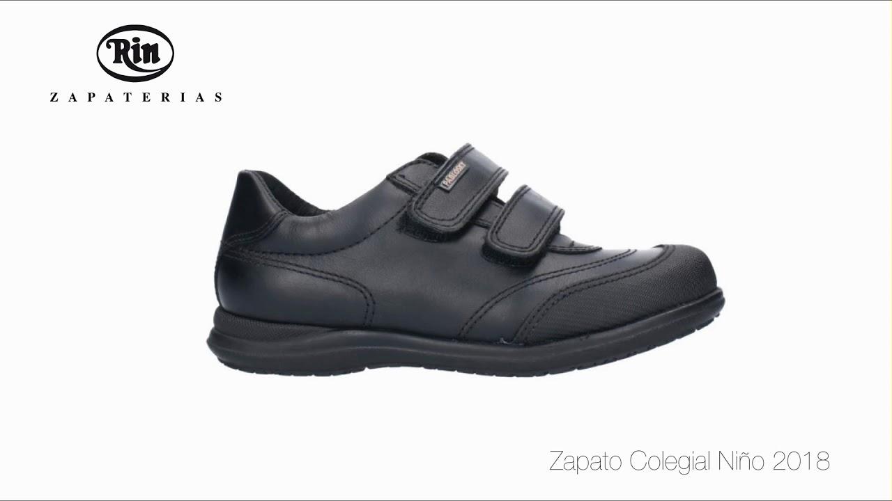 4a49830263c Zapatos colegial niño de las mejores marcas y modelos