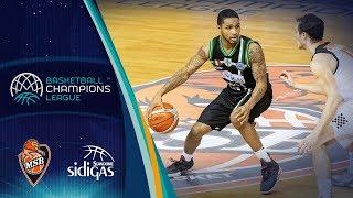 Le Mans v Sidigas Avellino - Highlights - Basketball Champions League 2018-19