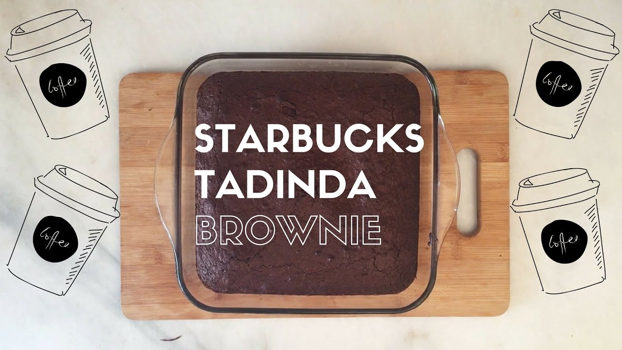 Starbucks Tadında Brownie | Starbucks Taste Brownie CC in English | Yemek Tarifleri