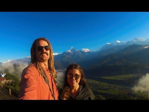 Peaceful Pokhara, Nepal