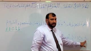 Arabic Grammar Lecture 53 (Urdu)