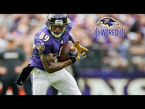 Steve Smith Sr.: Comfortable In His Own Skin | Wired | Baltimore Ravens