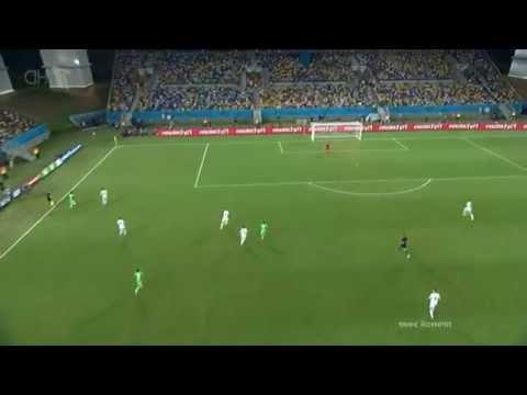 WC-2014. Nigeria 1:0 Bosnia and Herzegovina