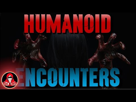 5 Real HUMANOID Encounters