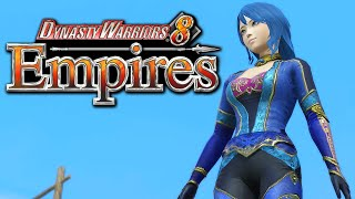 Dynasty Warriors 8: Empires (A Gathering Of Heroes) - Part 1
