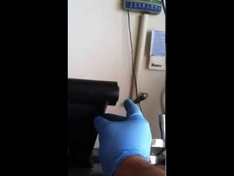 Broken Tail stock on mini lathe