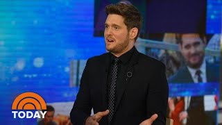Michael Buble On How Fans 'Lifted' His Family Through Hard Times | TODAY