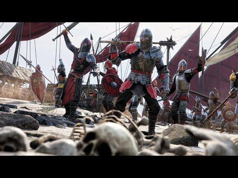 Chivalry 2 – 64 Player Battle (Gameplay Full Match)