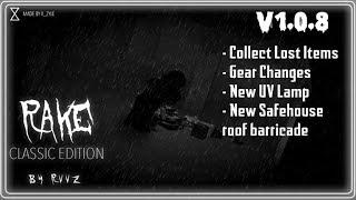 ROBLOX The Rake: v1.0.8