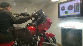 """2017 Road Glide with 114"""" Motor Build on the Dyno"""