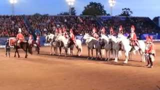 [GHR/HESK] Galla Horse Show - trompeter koncert [2/9]