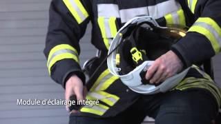 Casque de Pompier Gallet F1 XF: Manuel d