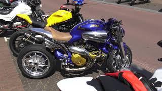 Italiaanse Motordag Diepenveen 2019 4K