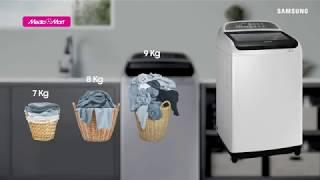 Mua Máy Giặt Nào Tốt ? Cùng đánh giá MG 9Kg Samsung WA90J5710SG/SV tại Mediamart Cẩm Khê Phú Thọ