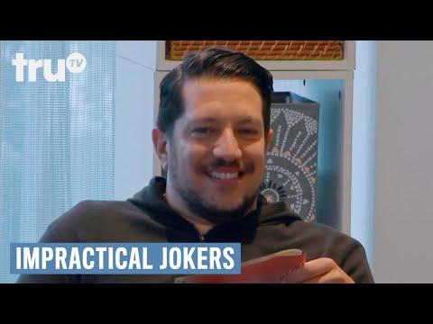 Impractical Jokers - Waiting Room Misbehavior | TruTV
