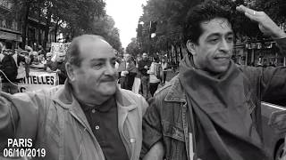 Hirak 33 éme Dimanche à Paris la diaspora algérienne marche pour une nouvelle ALGÉRIE Partie 01