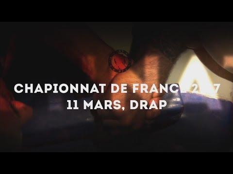 Championnat de France 2017 bras de fer sportif club paris