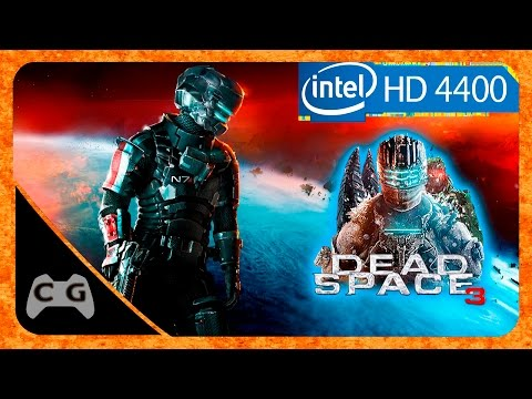 Dead Space 3 Gameplay Intel HD Graphics #84