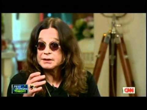 Intense Ozzy & Sharon Osbourne Interview 10-11-11 pt1of 5