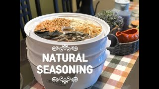 ENG] HOME MADE NATURAL SEASOIN…