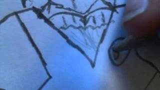 how to draw goku ssj2 step by step